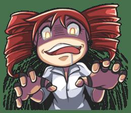 Lily & Marigold (Part Rampage) sticker #2953336