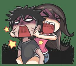 Lily & Marigold (Part Rampage) sticker #2953344