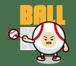 LIFE WITH BASEBALL sticker #2958139