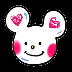 Talkie-chan polar bear