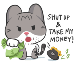 Meow Daily Expressions sticker #2960428