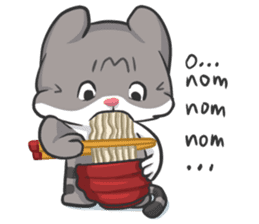Meow Daily Expressions sticker #2960432