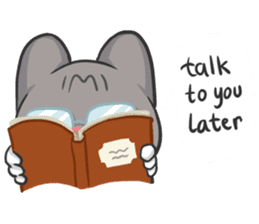 Meow Daily Expressions sticker #2960461