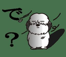 Emotions of Poe's sticker #2962584