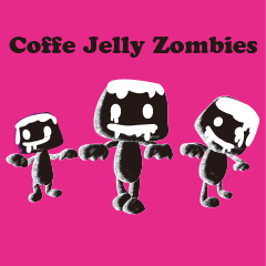 Caffe Jelly Zombies