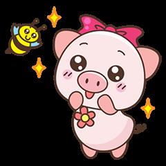 Piyu the pig