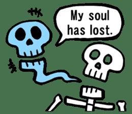Bone Bone Skeleton (language:English) sticker #2971933