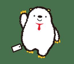 Tag Bear sticker #2981155