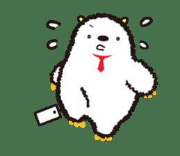 Tag Bear sticker #2981159