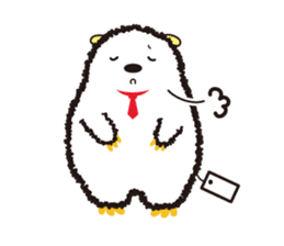 Tag Bear sticker #2981164