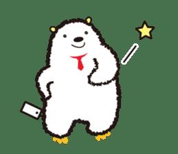 Tag Bear sticker #2981168