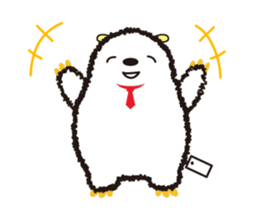 Tag Bear sticker #2981180