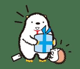 Tag Bear sticker #2981185