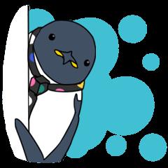 Gentleman Penguin Nietzsche