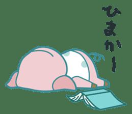 Piggy the Pig2 (Saga & Nagasaki) sticker #2992491