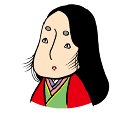 Miss Japanese beauty sticker #2996043