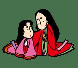 Miss Japanese beauty sticker #2996057