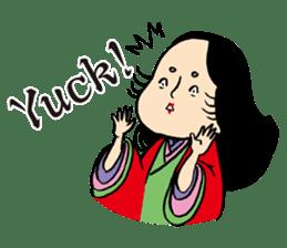Miss Japanese beauty sticker #2996061