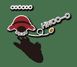 Espion Fleur 2nd Mission (En ver) sticker #2997530