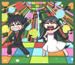 Lily & Marigold (Part Jun Lemon) sticker #2998125
