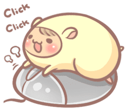 Hammu sticker #3010717