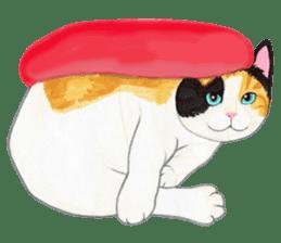 Calico cat's Diary sticker #3012057