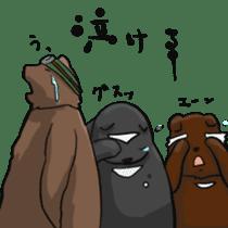 My favarite three bears sticker #3014217