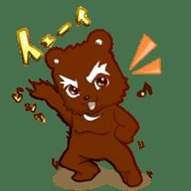 My favarite three bears sticker #3014218