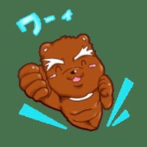 My favarite three bears sticker #3014222