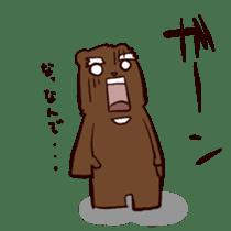 My favarite three bears sticker #3014228