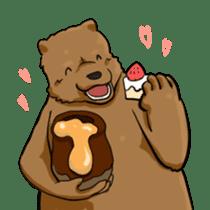 My favarite three bears sticker #3014230