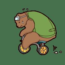 My favarite three bears sticker #3014234