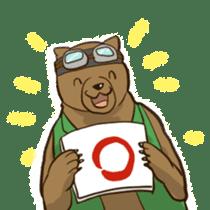 My favarite three bears sticker #3014235