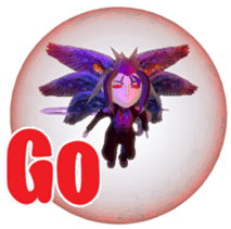 3D Great Satan sticker sticker #3017975