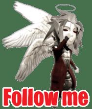 3D Great Satan sticker sticker #3018002
