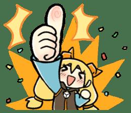 Unity-Chan! sticker #3019418