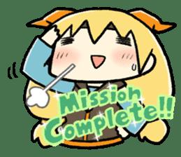 Unity-Chan! sticker #3019439