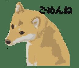 Life with Shiba-Inu sticker #3022873