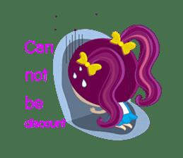 Online Shoping Girl sticker #3027607