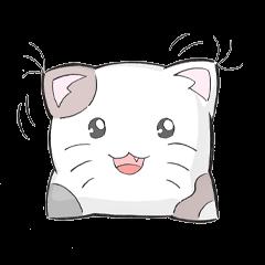 Cushion=cat
