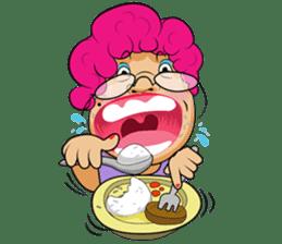 Ma-Nud Pa sticker #3046274