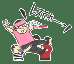 Japanese Idols Otaku Stickers! sticker #3053585
