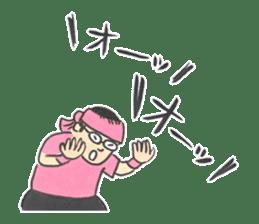 Japanese Idols Otaku Stickers! sticker #3053604