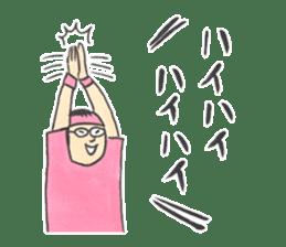 Japanese Idols Otaku Stickers! sticker #3053606