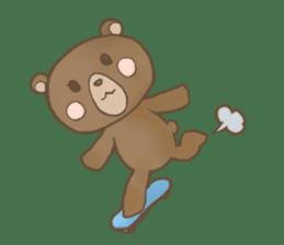 Me's bear sticker #3059741