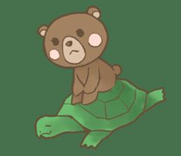 Me's bear sticker #3059744