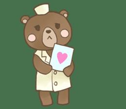 Me's bear sticker #3059745