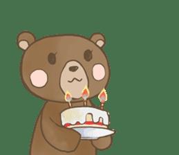 Me's bear sticker #3059746
