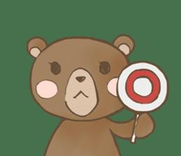 Me's bear sticker #3059747