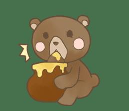 Me's bear sticker #3059750